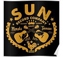SUN RECORDS COMPANY Poster