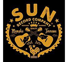 SUN RECORDS COMPANY Photographic Print