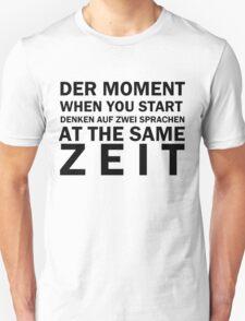 Funny German Bilingual T-Shirt