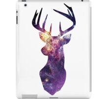 Deer Head Galaxy  iPad Case/Skin