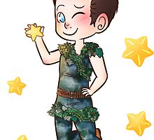 Peter Pan by Sunshunes