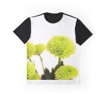 Green Chrystal Graphic T-Shirt