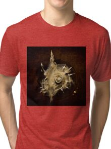 Snail shell Tri-blend T-Shirt