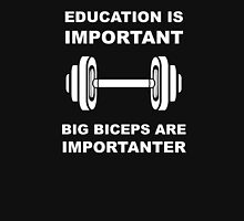 Education is important Tank Top