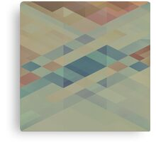 The Clearest Line Canvas Print