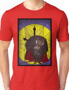 Steal the crown jewels - stained glass villains Unisex T-Shirt