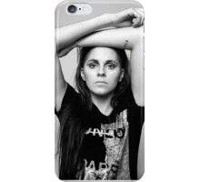 Band member Black/white iPhone Case/Skin