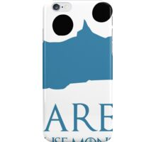 Cookies are coming iPhone Case/Skin