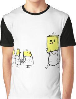 tactics cat Graphic T-Shirt