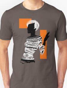 Brushilhouette 03 Unisex T-Shirt