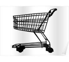 Shopping Trolley Poster