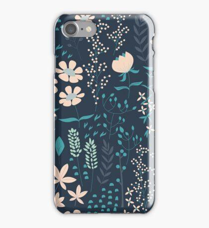 Flower Garden 004 iPhone Case/Skin