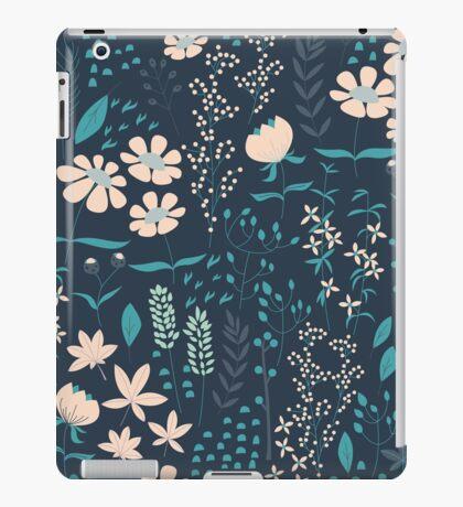 Flower Garden 004 iPad Case/Skin