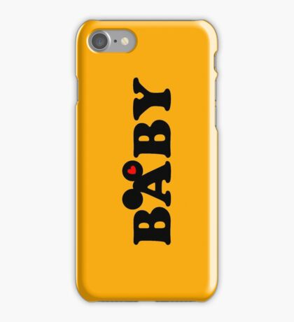 Baby Mickey iPhone Case/Skin