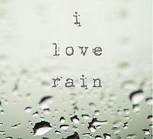 i love rain... by geisha