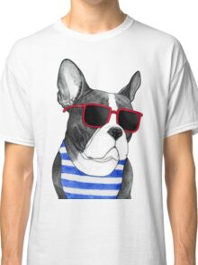 Frenchie Summer Style Classic T-Shirt