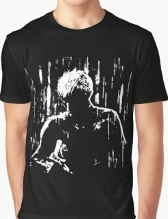 Blade Runner - Like Tears in Rain (No Text Version) Graphic T-Shirt