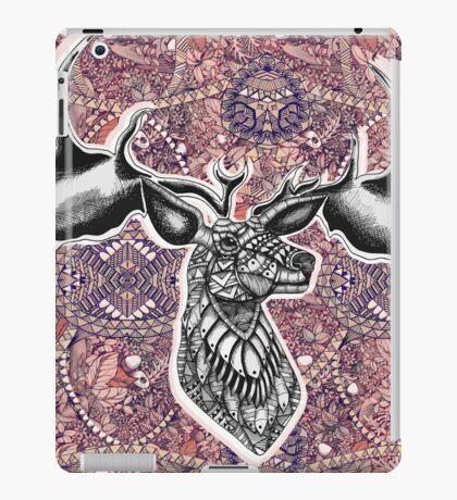 Irish Elk iPad Case/Skin
