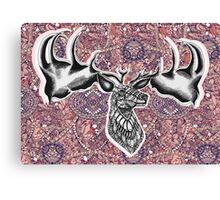 Irish Elk Canvas Print