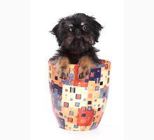 Funny fluffy puppy dogs Griffon Unisex T-Shirt