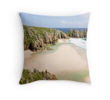 Pednvounder Beach Throw Pillow