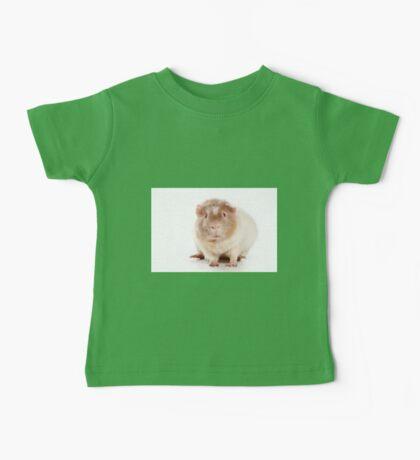 Sweet red guinea pig Baby Tee