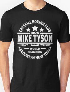 Mike Tyson, Catskill Boxing Club Unisex T-Shirt