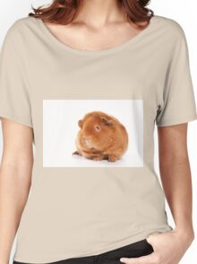Sweet red guinea pig Women's Relaxed Fit T-Shirt