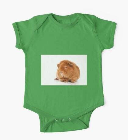 Sweet red guinea pig One Piece - Short Sleeve