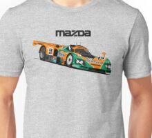 Vintage Le Mans Unisex T-Shirt