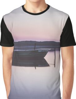 Enjoy the silence Graphic T-Shirt