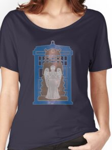 Doctor Who silhouettes Women's Relaxed Fit T-Shirt