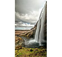 Seljalandsfoss Photographic Print