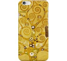 Gustav Klimt - Tree of Life iPhone Case/Skin