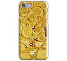 Gustav Klimt - Tree of Life iPhone Case/Skin