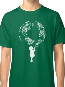 Earth Child (white) Classic T-Shirt
