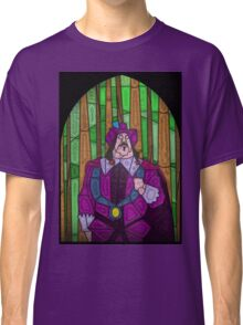 Kill the Natives - stained glass villains Classic T-Shirt