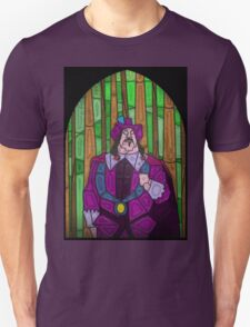 Kill the Natives - stained glass villains Unisex T-Shirt