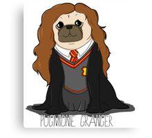 Pugmionie Granger! Canvas Print