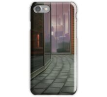 The office at night iPhone Case/Skin