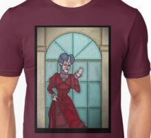 What a wicked stepmother - stained glass villains Unisex T-Shirt