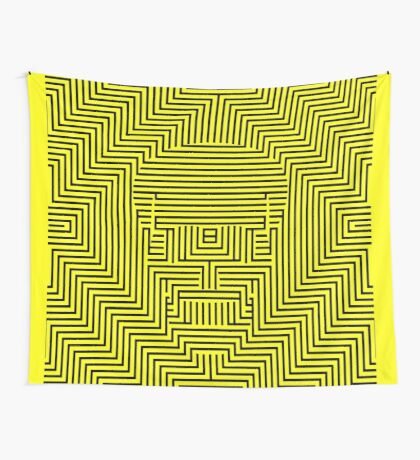 DEADLY DAZZLES Wall Tapestry