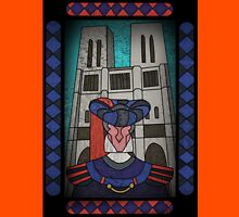 Notre dame calls - stained glass villains Unisex T-Shirt