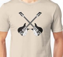 Rickenbacker Guitars Unisex T-Shirt