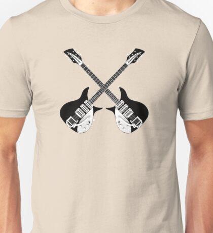 Rickenbacker Guitars Unisex T-Shirt