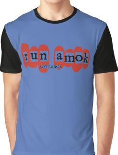 run amok - aotearoa Graphic T-Shirt