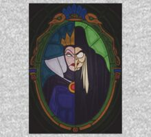 Mirror mirror - stained glass villains One Piece - Long Sleeve