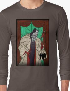 Seeing spots - Stained glass villains Long Sleeve T-Shirt