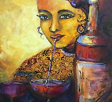 Just a sip by Ivana Pinaffo