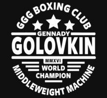 Gennady Golovkin Boxing Club Baby Tee